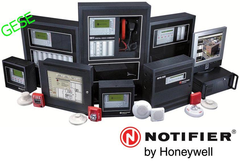 Hệ thống báo cháy tự động notifier